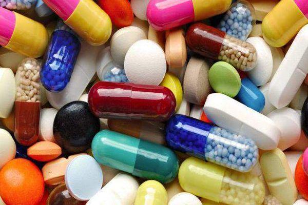 таблетки и препараты