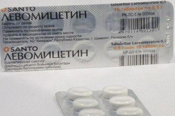 препарат левомецин
