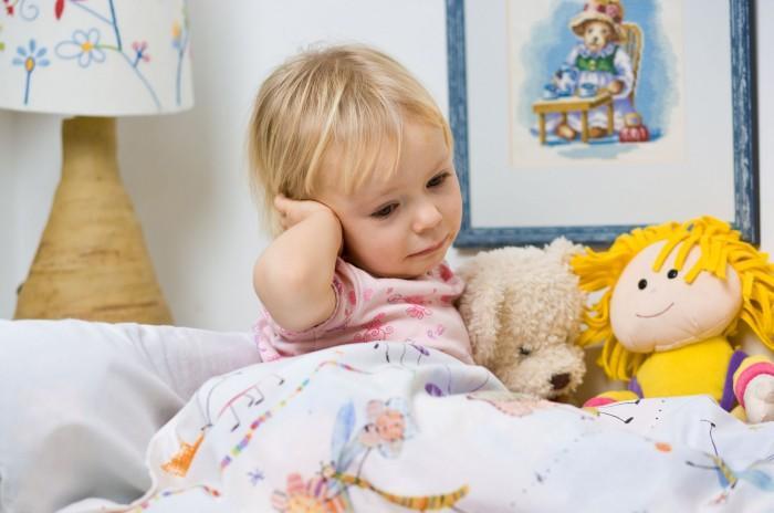 Кохлеарный неврит у ребенка