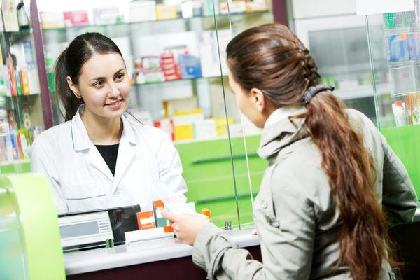 препарат в аптеке