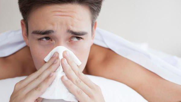 алергия у арня