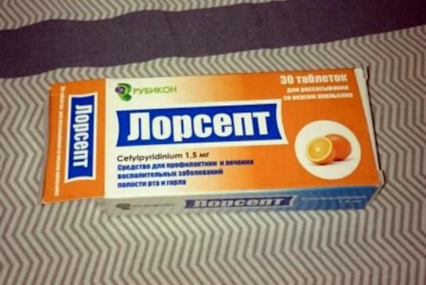 препарат лорсепт