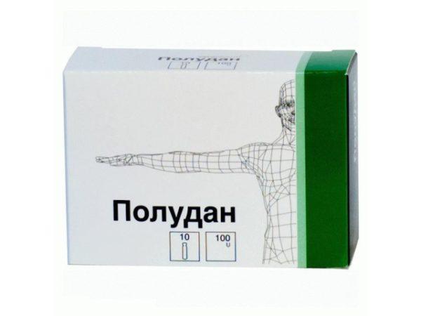 упаковка полудана