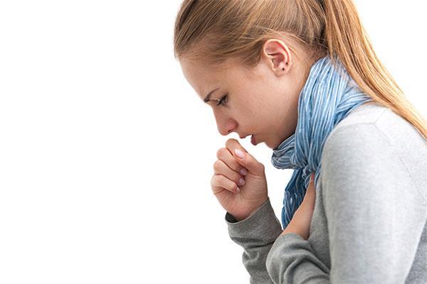 астма у девушки