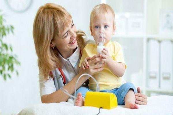 малышка и болезни горла