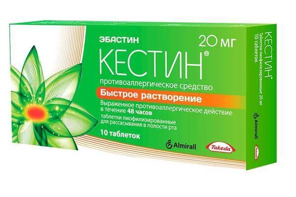 препарат кестин