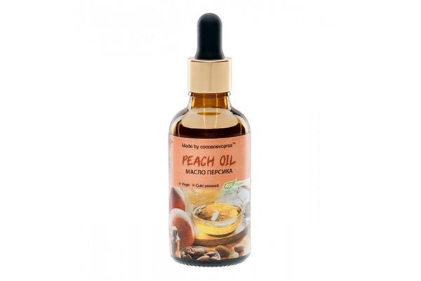 упаковка персикового масла