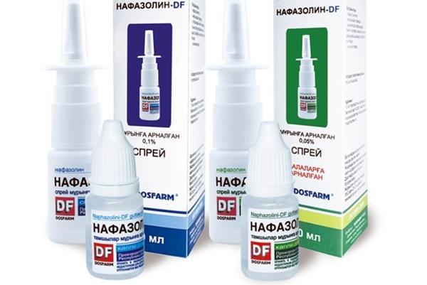 препарат Нафазолин