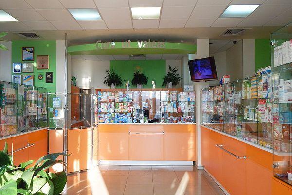 аптека много лекарств