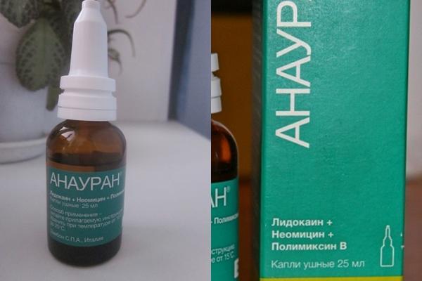 препарат анауран