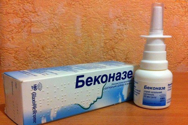препарат беконазе