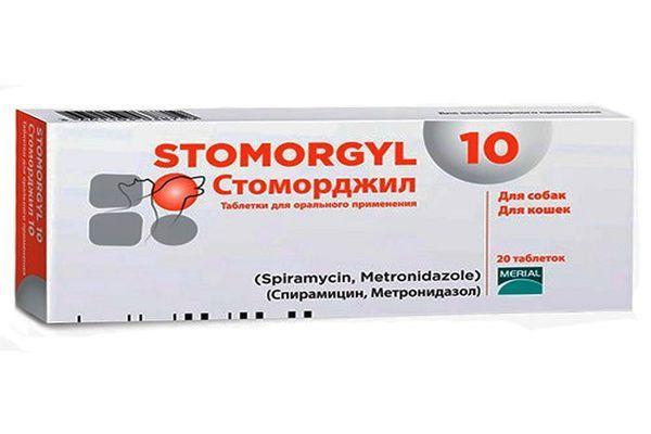 стоморджил препарат