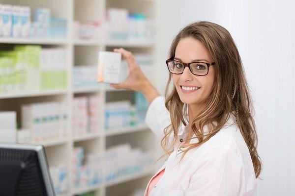 принятие таблеток
