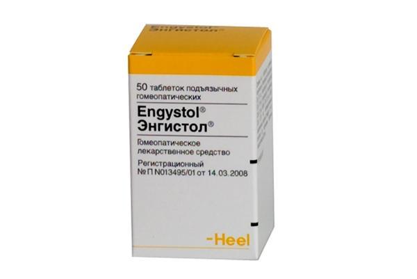 препарат Энгистол