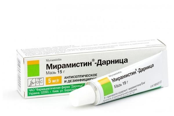 препарат Мирамистин-Дарница