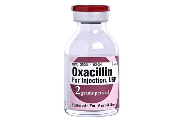 флакон оксацилина