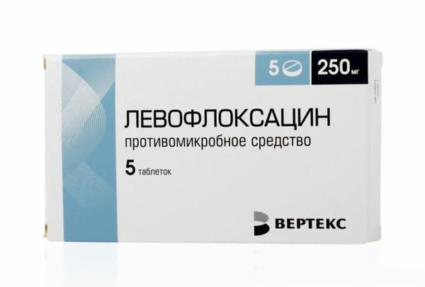 «Левофлоксацин»