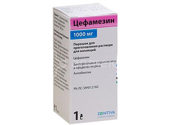 Цефамезин