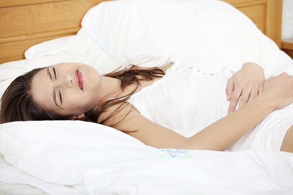 менструация у девушки
