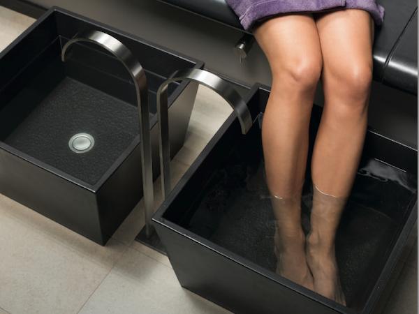 ножная ванна