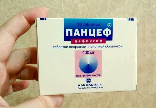 10 таблеток панцефа