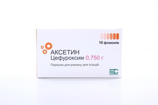 Аксетин