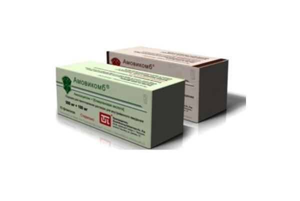 препарат «Амовикомб»
