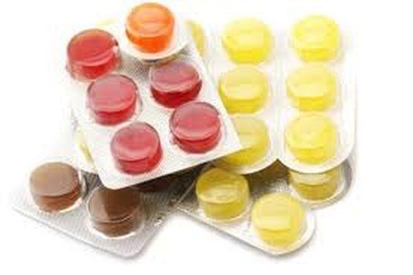пастилки таблетки