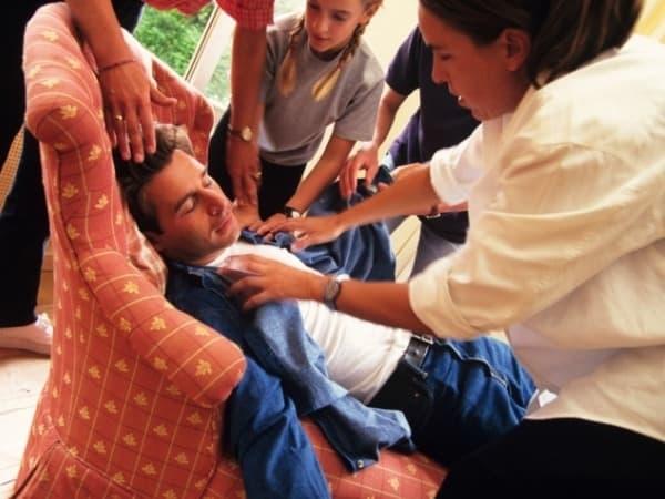 эпилепсия у мужчины