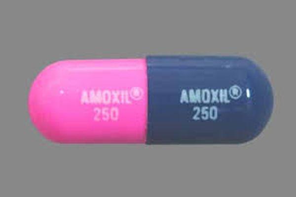 таблетки амоксил