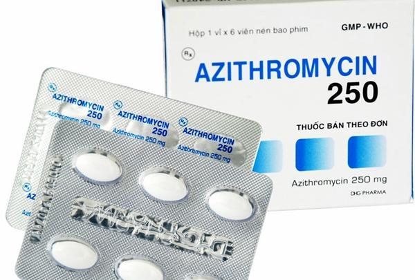 азитромицин 250