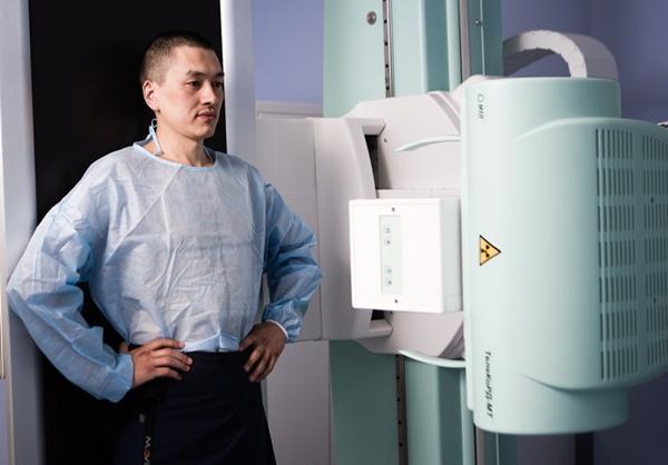 процесс рентгена