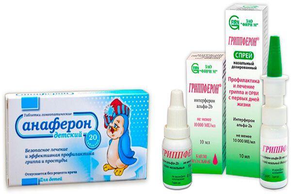 анаферон препарат
