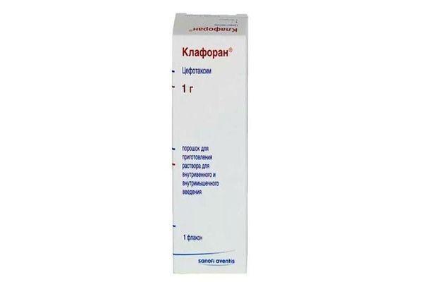препарат клафоран