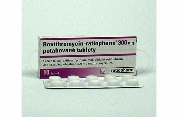 рокситромицин 300
