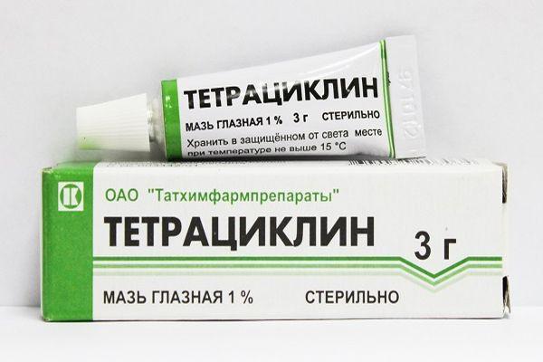 препарат тетрациклин