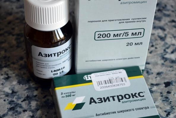 формы выпуска препарата линейка препаратов азитрокс