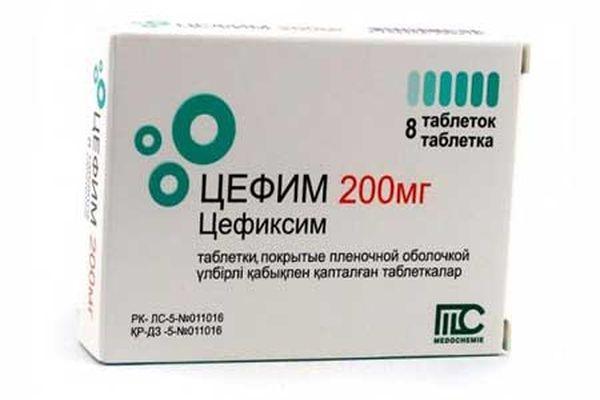 цефим препарат