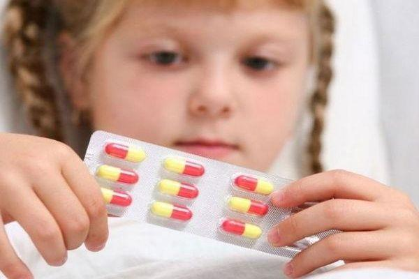 детское лечение