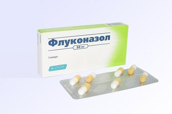 препарат флуконазол