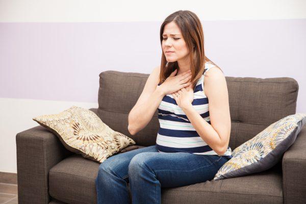 Хронический тонзиллит при беременности последствия для ребенка