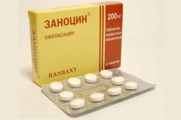 заноцин препарат