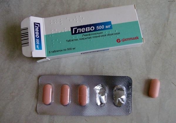 препарат глево 500 мг
