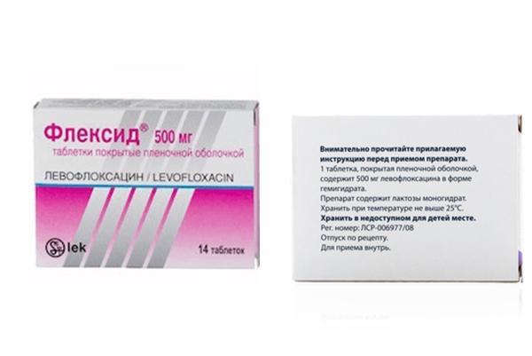 препарат флексид 500