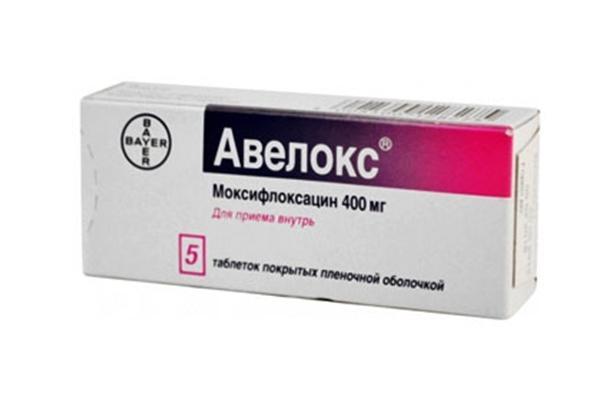 таблетки авелокса