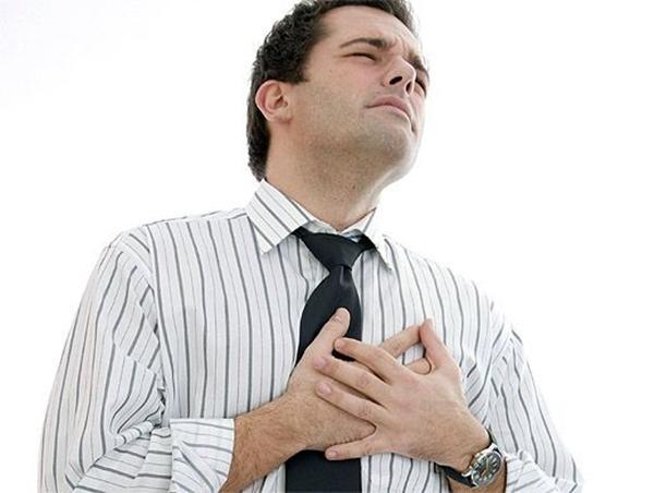 Тяжесть в груди