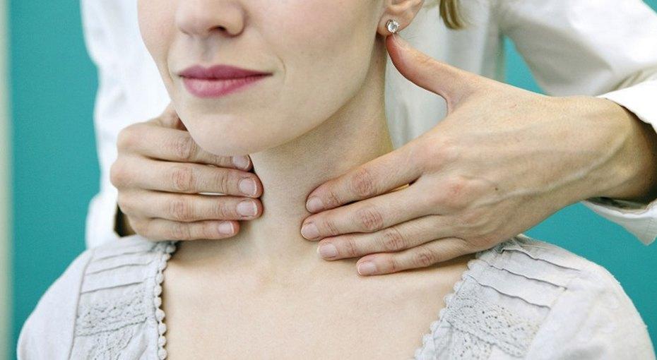 кашель при щитовидке симптомы