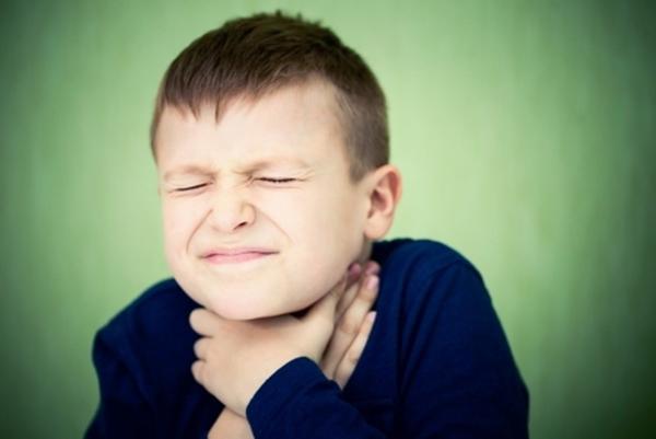 Першение и зуд в горле