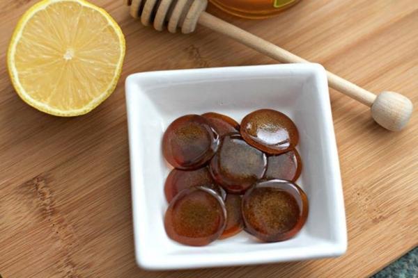 Сахар с добавлением сока лимона