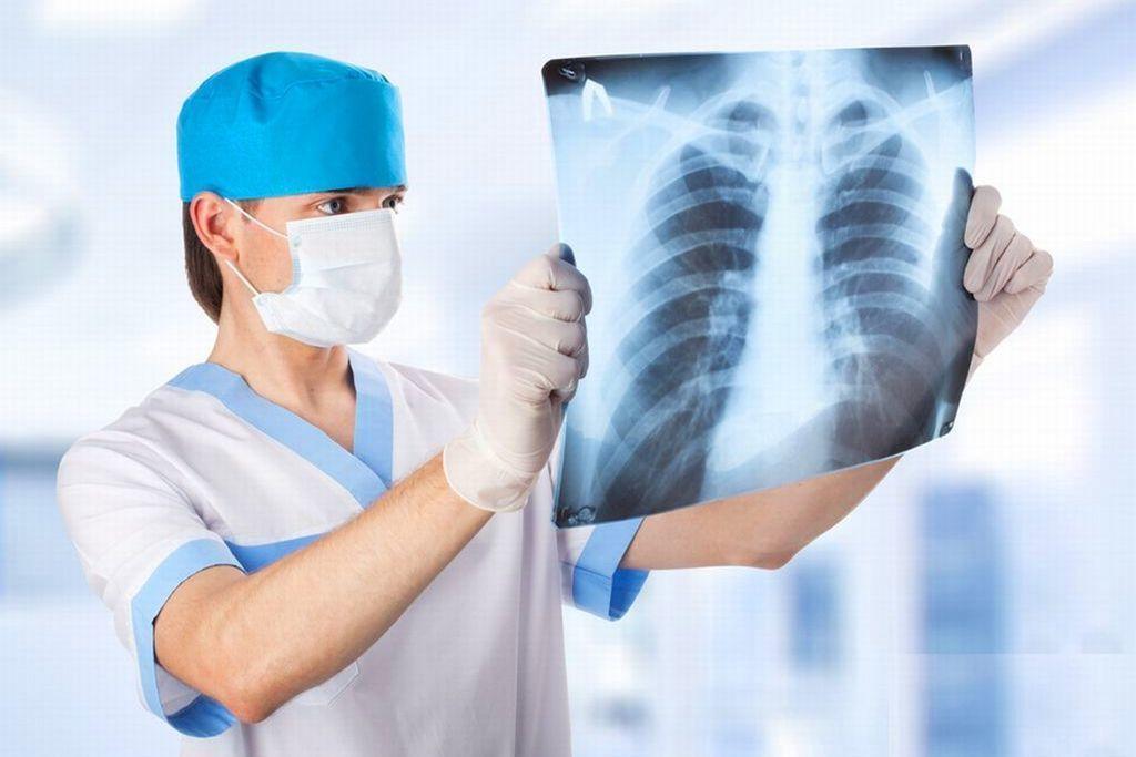 Рентгенография у врача